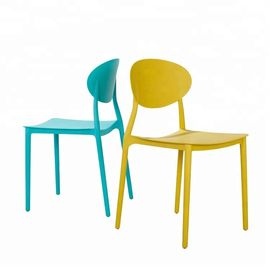 Customizable Kids Plastic Chairs Non Slip With Wide Sitting Surface